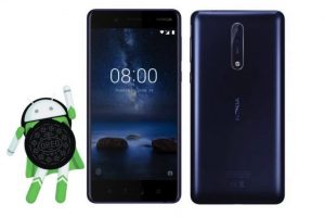 Nokia 8 Android Oreo update