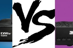 DStv versus Kwese