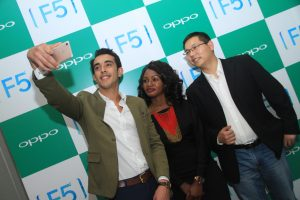 Oppo F5 Officially launched in Kenya. Here are the specs and how to get it.