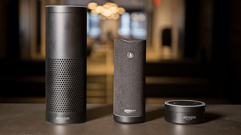 Amazaon echo dot - top tech products 2020