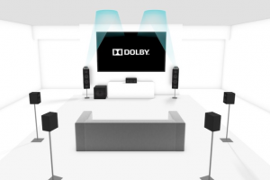 Dolby Atmos turns your home into cimena-like sound