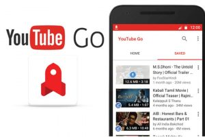 Google's YouTube Go allows for offline viewing and sharing.