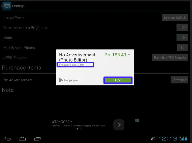 How to unlock in-app purchases in Android Games - Dignited