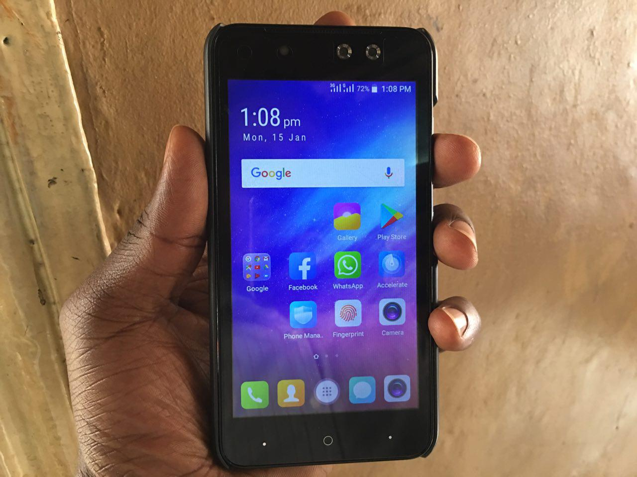Itel S12 Review: The affordable, impressive dual selfie ...