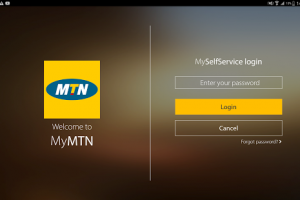 The MyMTN App is counting 70,000+ Downloads