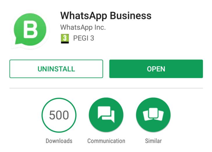 Install whatsapp app store | Peatix