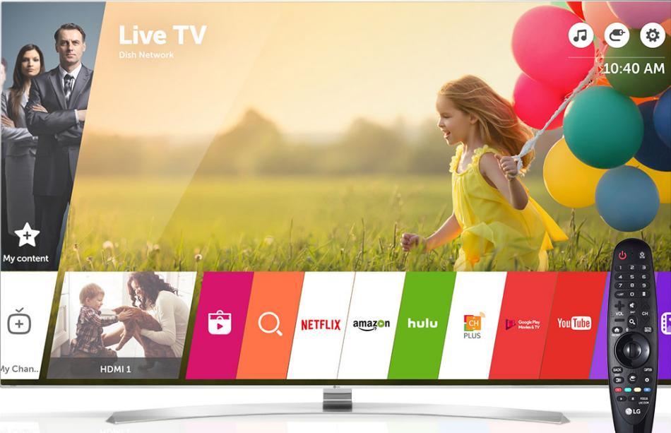 RokuTV, Android TV, WebOS, Tizen: Understanding smart TV operating
