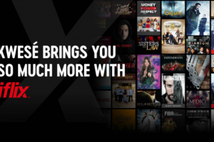 Kwesé has acquired the biggest stake in iflix Africa