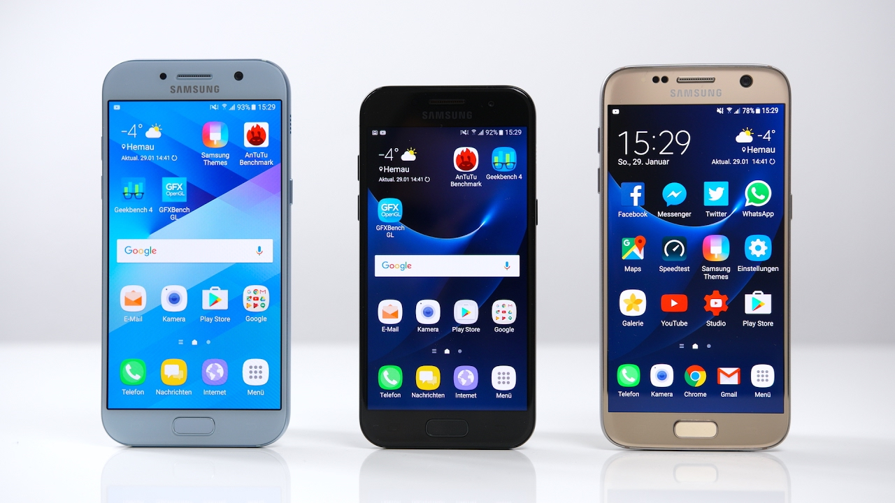 List of Samsung Smartphones and their Prices on the ...