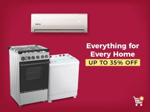 Jumia Big Home makeover
