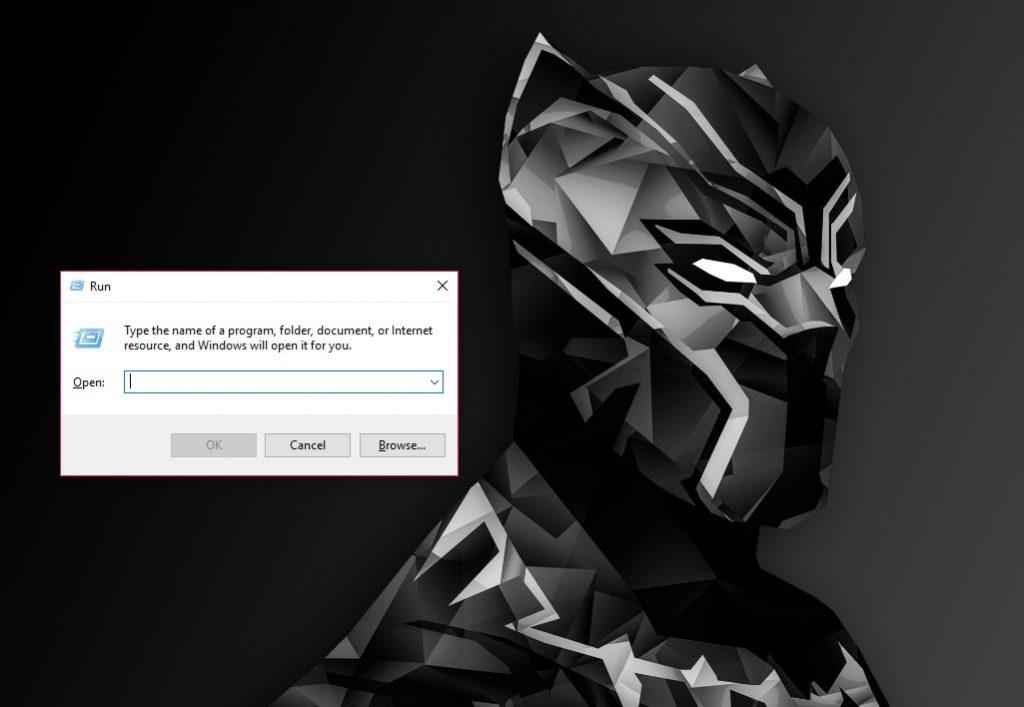 Windows Run Commands