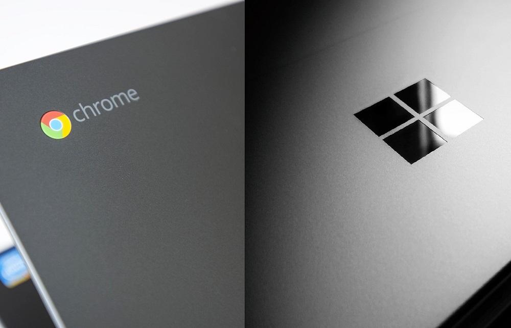 Chrome OS vs Windows 10 S