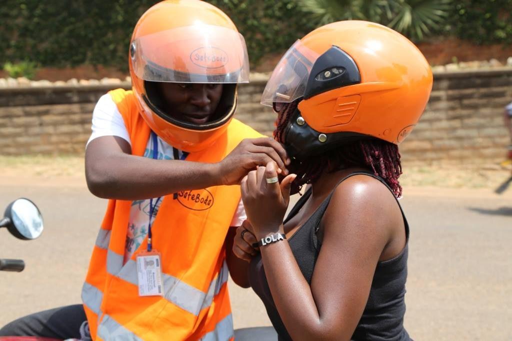 safeboda helmet