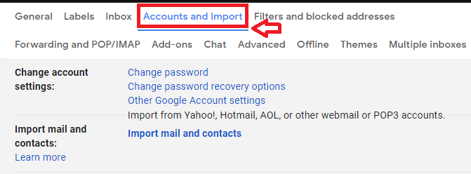 migrate completely from Yahoo mail to Gmail and Outlook