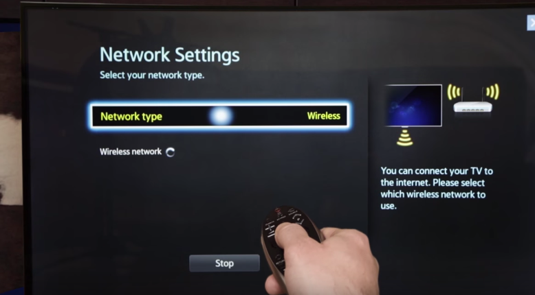 How To Connect Your Tv To The Internet Dignited