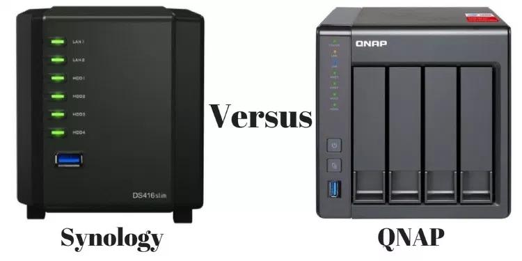Synology vs QNAP