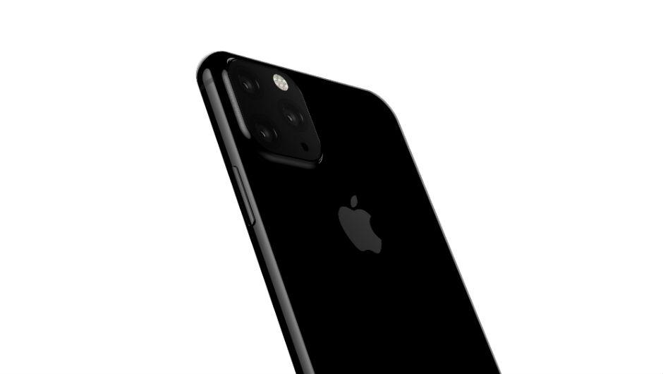 triple camera iPhones