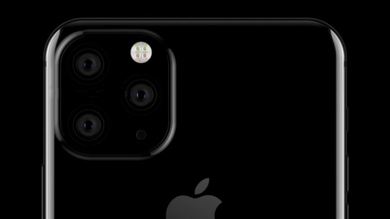 triple camera iPhones