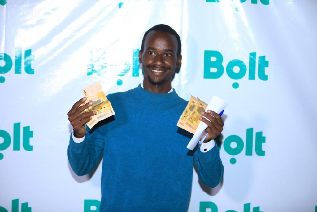 Taxify rebrand to Bolt