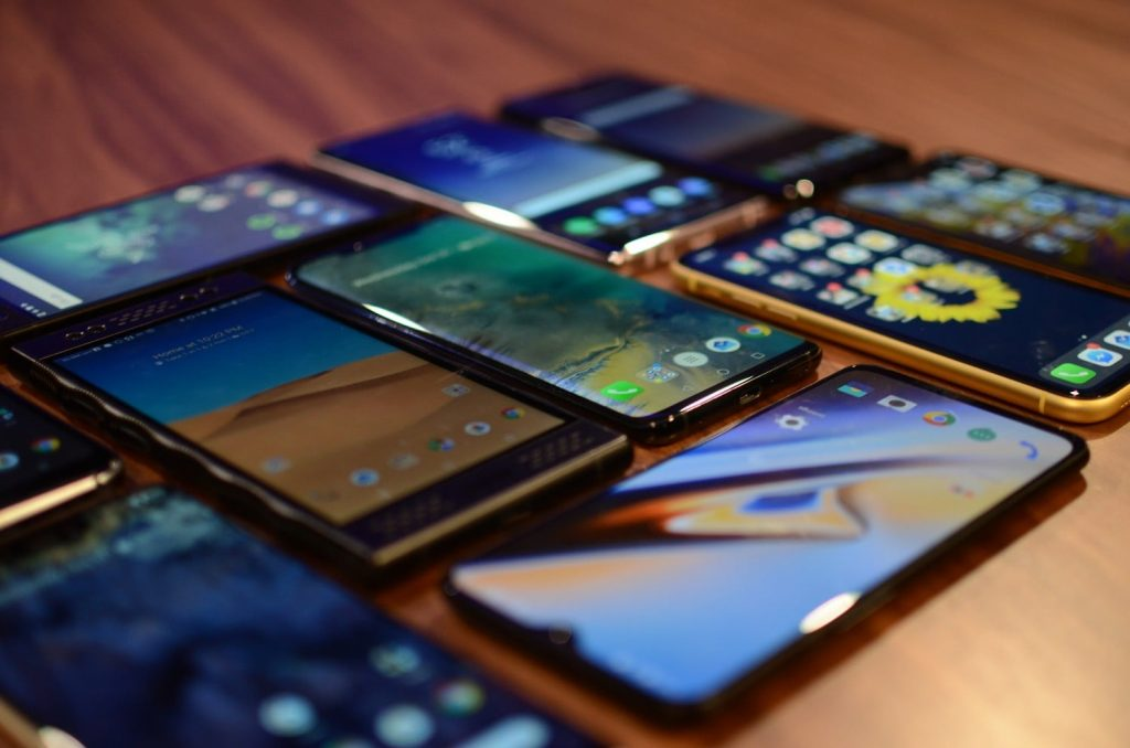 top 7 smartphone brands in Nigeria