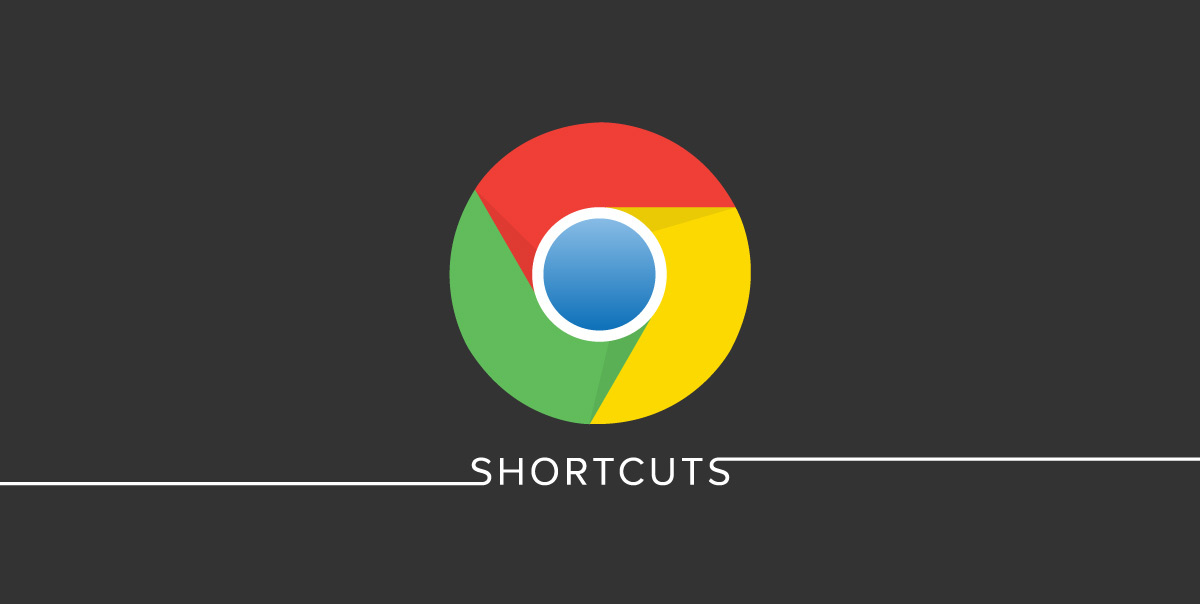 "URL command shortcuts always begin with ""chrome://"" and followed by a set of letters and phrases."