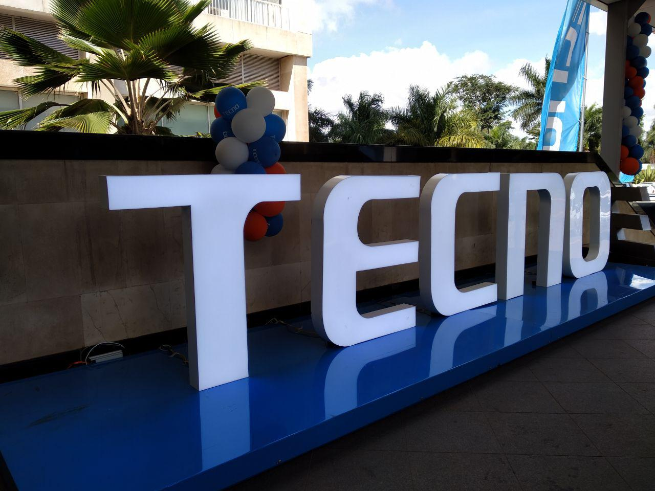 Tecno shops Uganda