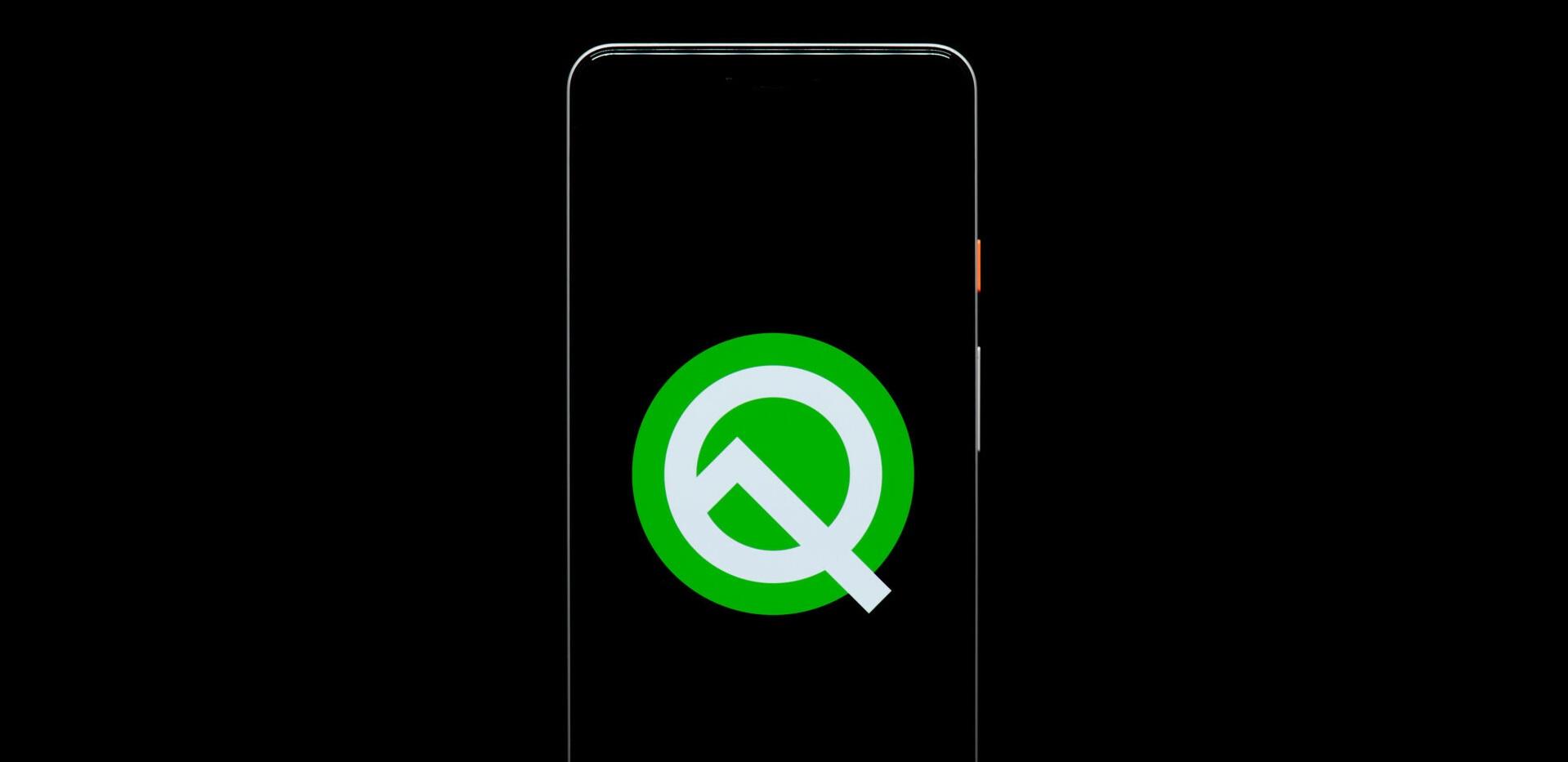 Android Q Beta 4