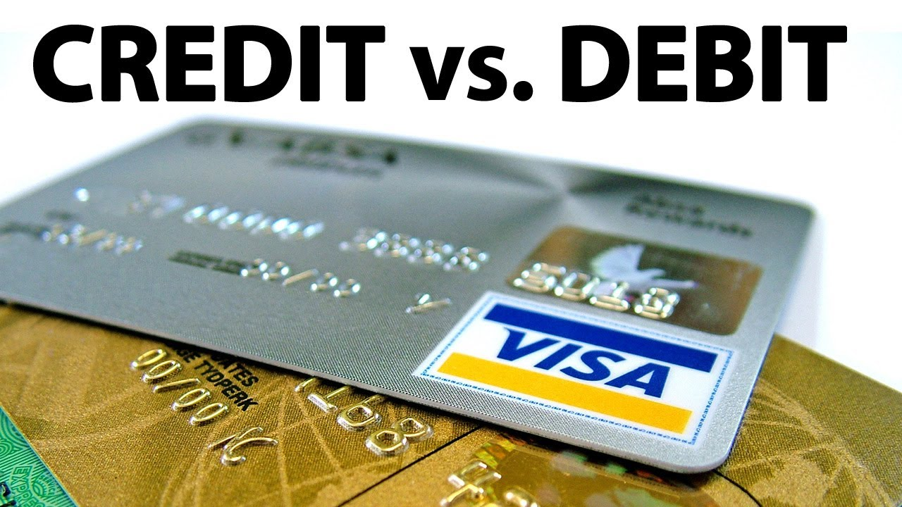 Debit card vs. Credit card: What are the differences? - Dignited