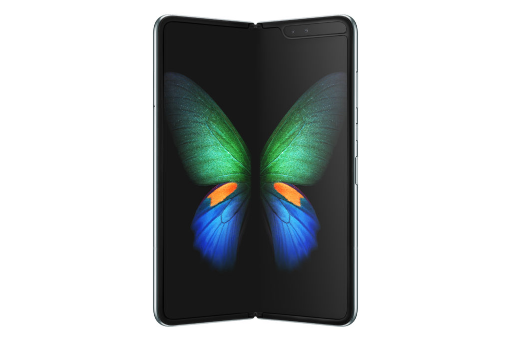 Samsung Galaxy Fold Relaunch