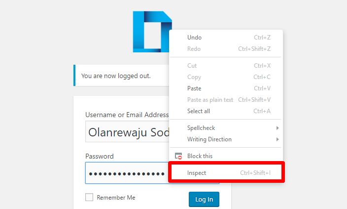 How to View Hidden Passwords