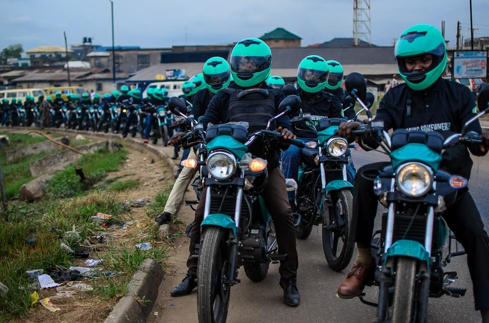 Lagos ban Gokada Oride Max.ng