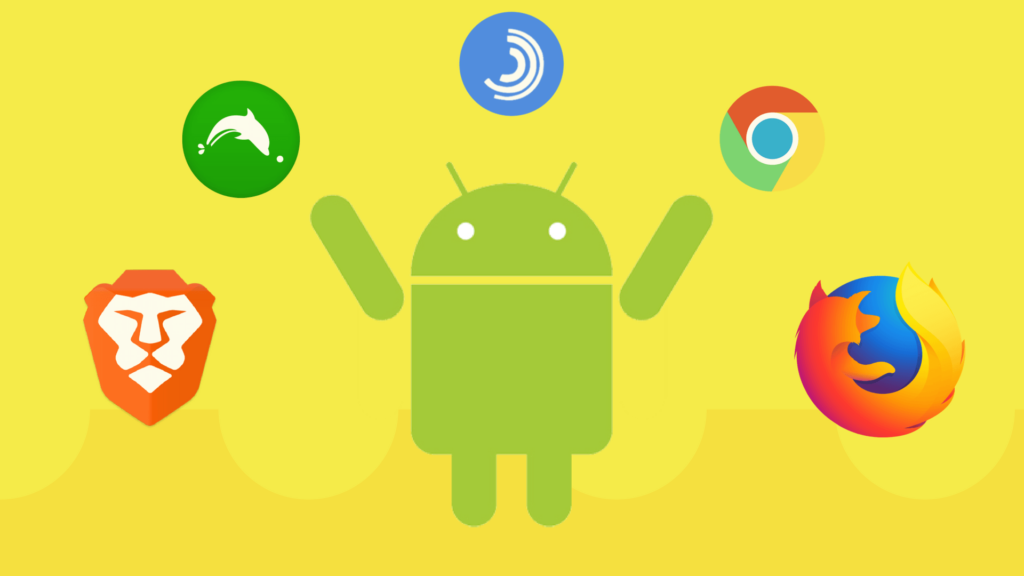 Best free alternative browsers Android