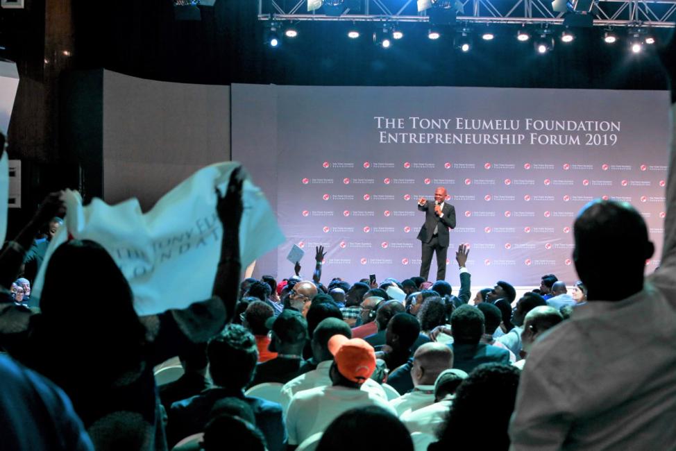 tony elumelu entrepreneurship program