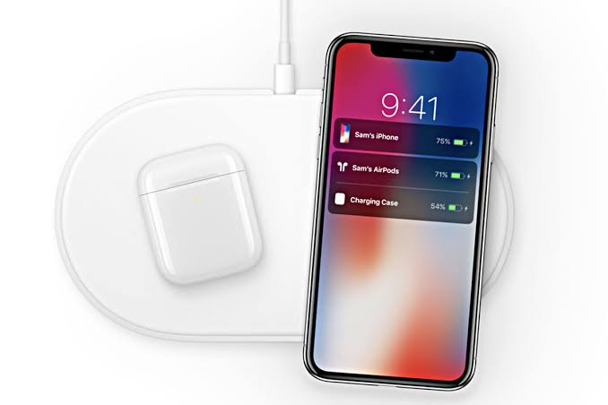 Apple Device Wireless Charging