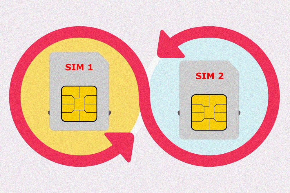 SIM swapping