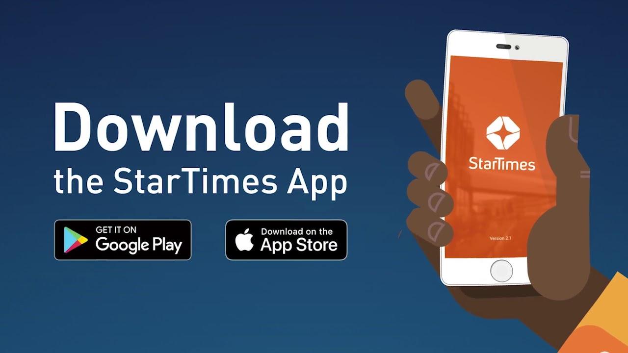 startimes on app