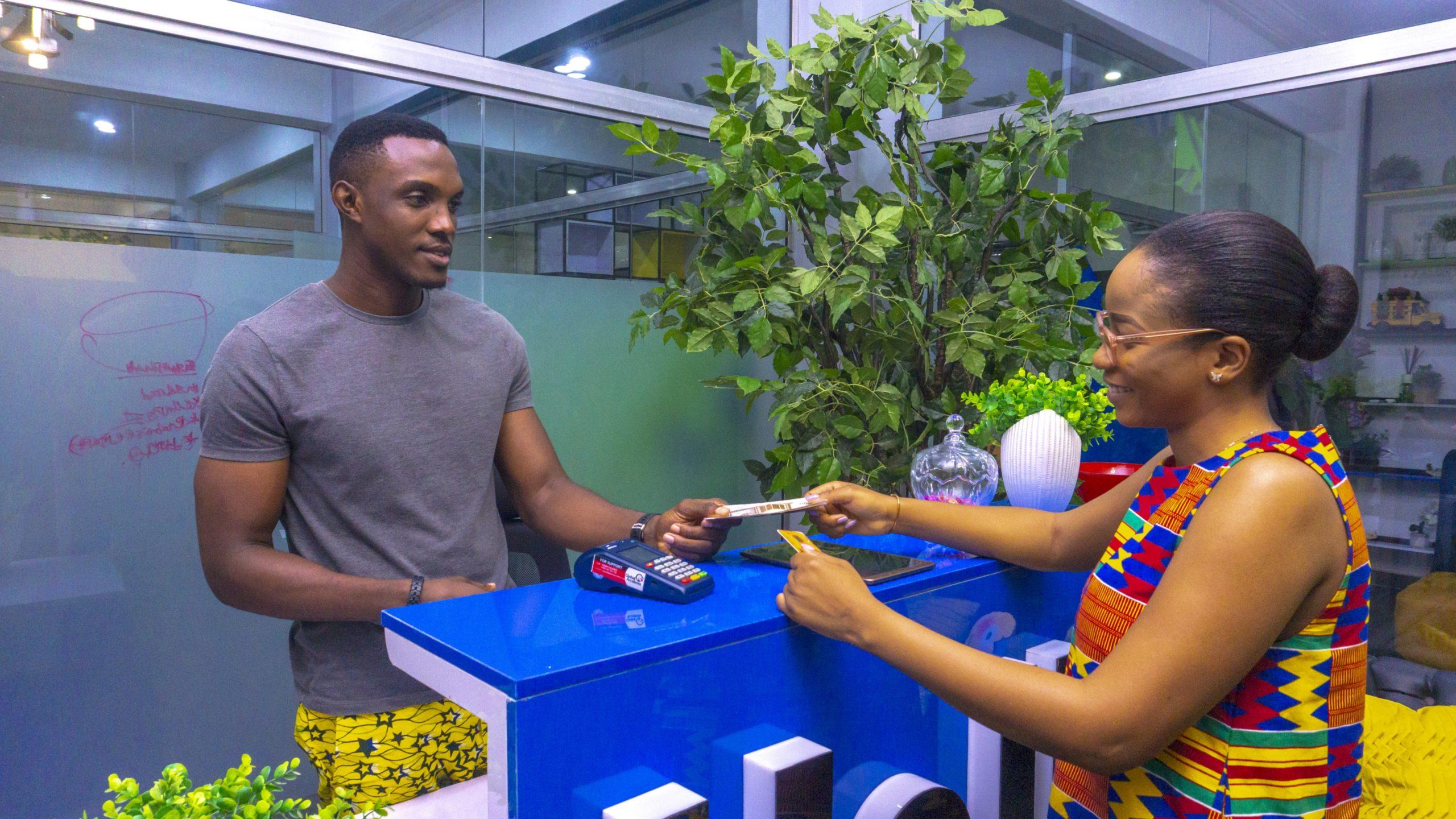 mobile money agent Nigeria