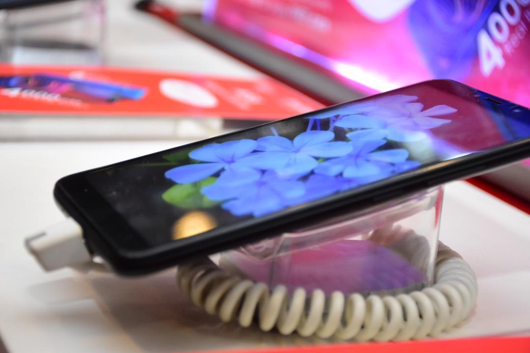 iTel A56 smartphone