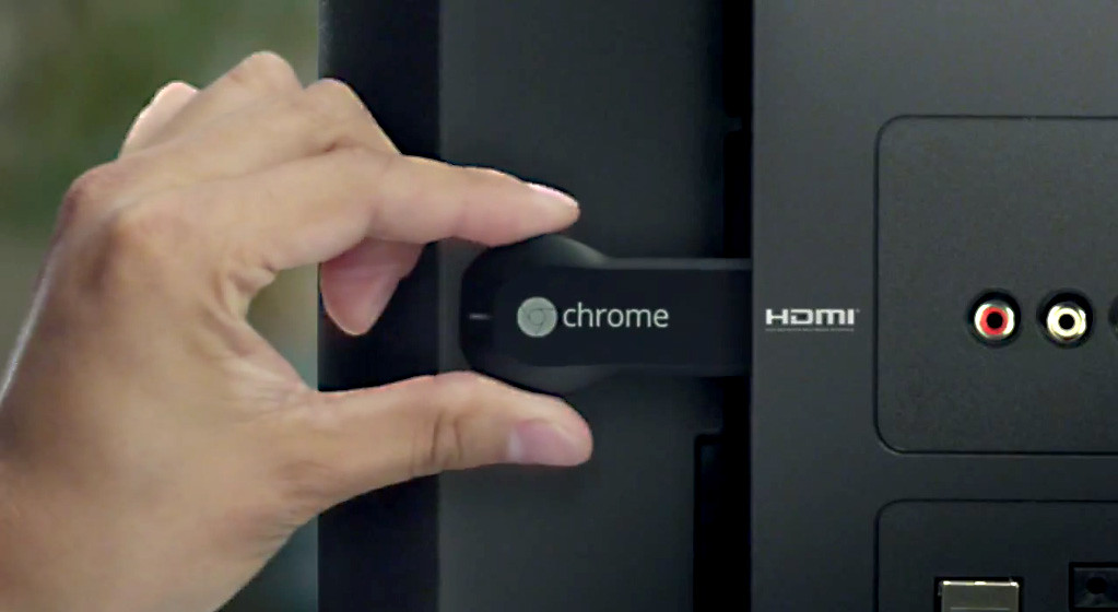 Google Assistant Chromecast