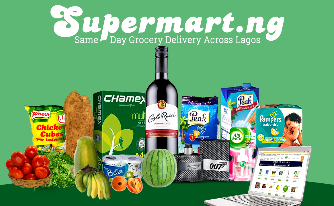 Order food groceries Nigeria