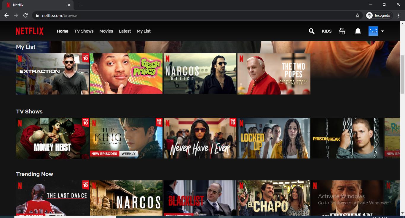 Beginner's guide to Netflix