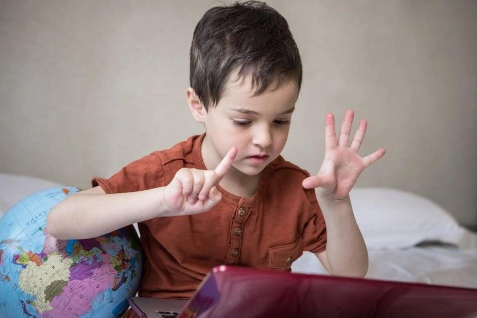 Mobile apps for children