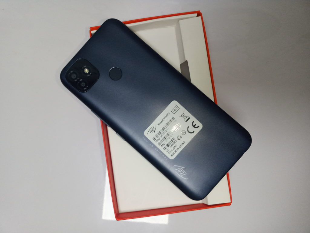 iTel P36 review