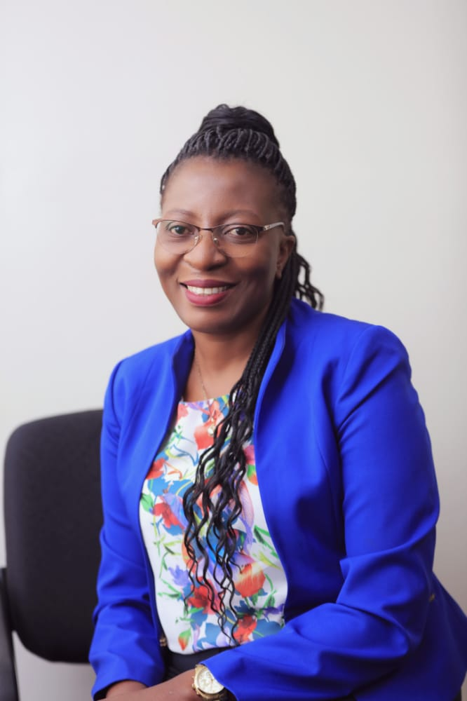 Ms. Juliet K Nsubuga