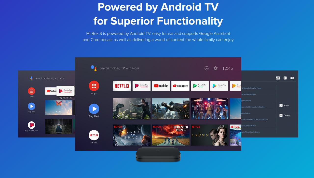 Roku Express vs Fire TV vs Chromecast vs Apple TV vs Mi Box S