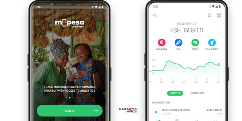 mpesa for business