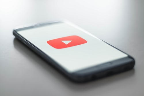YouTube bedtime reminder
