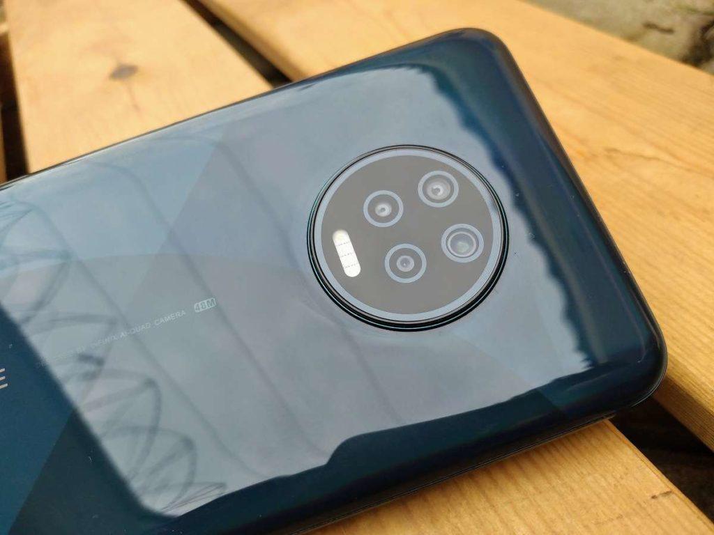 Infinix Note 7 Camera