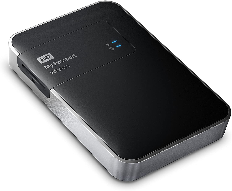 wireless hard drives