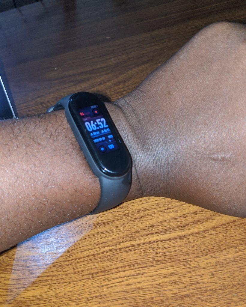 Xiaomi Mi Smart-band 5